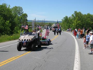 Tri-Town Memorial Day Parade-May 24 & 25, 2008