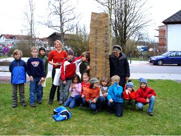 Peace Pole Q & A-April 9, 2008