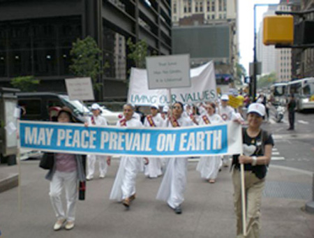 Walk for Values USA-June 22, 2008