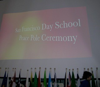 San Francisco Day School Peace Pole Dedication_USA_01