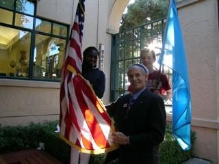 San Francisco Day School Peace Pole Dedication_USA_02
