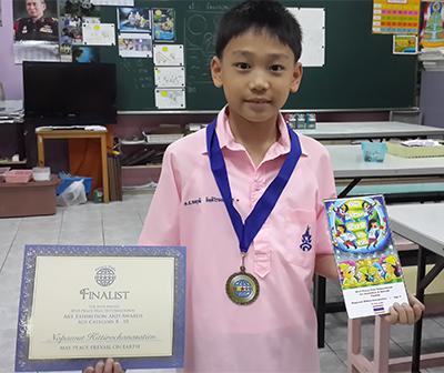 Nopawut Kittirochanasatien - 9 - Finalist