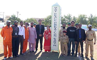 Karachi-Peace-Pole---Pakistan