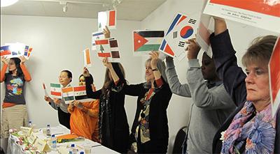 Panel-Flag-Ceremony