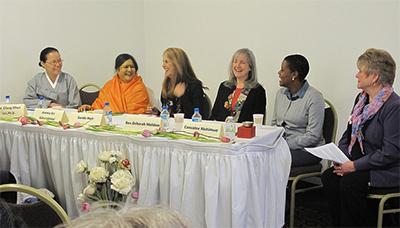 Panel-Laughing