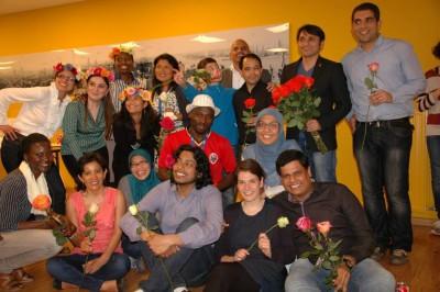 Sushil Rose Movement in Belgium, May 2014_01