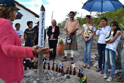 Sutamarchan-Colombia-IDP-Peace-Pole