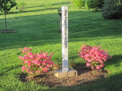 Peace-Pole-Tradition-of-Giving-Ellicott-City,-Maryland-USA