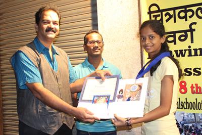Vaidehi Rajesh Sawant - age 14 - Finalist