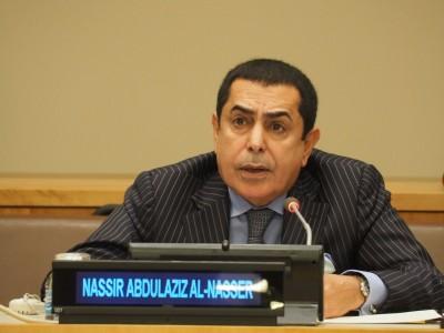Al Nasser Speaks