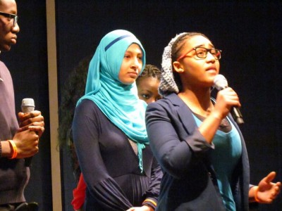 Student Monologues on Exclusion