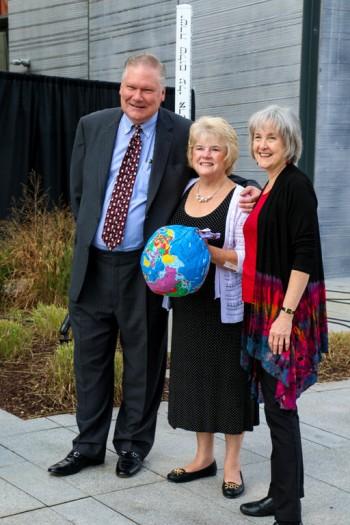 Tim Fallon, Monica Willard, Deborah Moldow