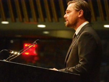 Leonardo DiCaprio  Photo by David Willard