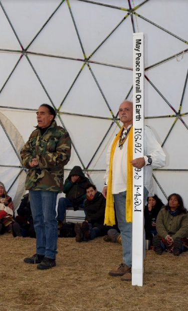 standing-rock-peace-pole