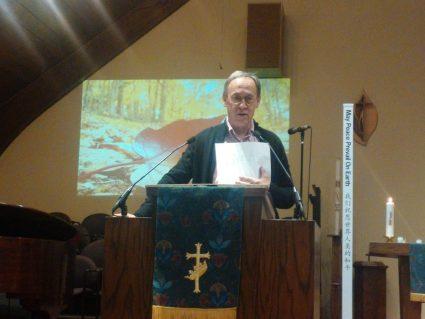 Rev. Rob White, Senior Pastor 1st United Methodist Church