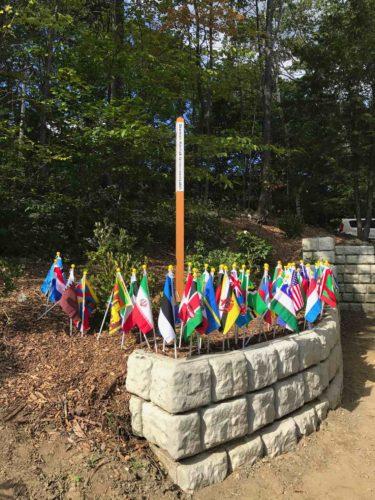 New Hampshire Pole