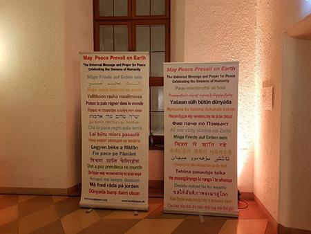 Munich Peace Conference – Munich – Germany