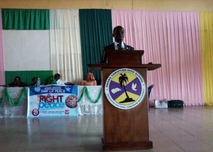 Peace Rep Mojima Etokudo Celebrates IDP, Obong Ntak, Etim Ekpo, Nigeria