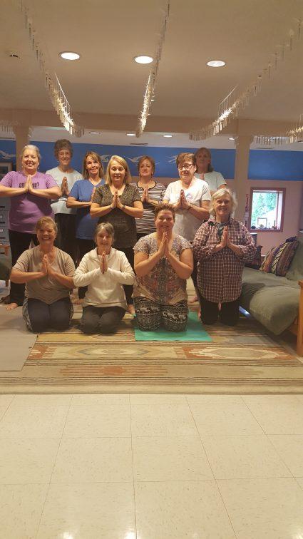 Yoga for Peace-at The World Peace Sanctuary, Wassaic, NY