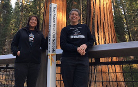 """May Peace Prevail on Earth"", Become the Change You Wish to See,  California"