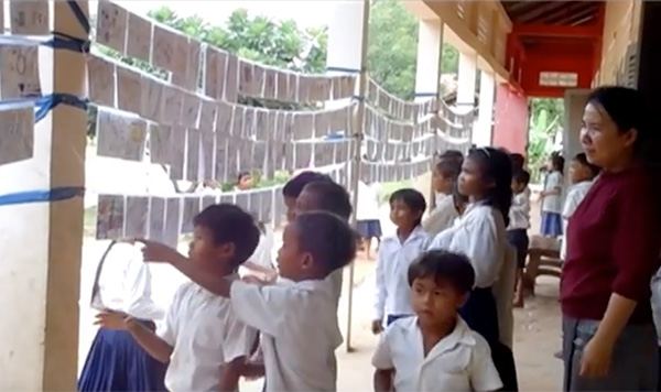 Sambour School – Cambodia – Peace Pals International