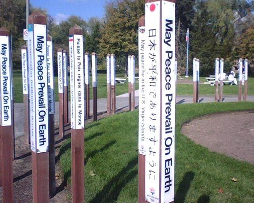 peace-poles-park