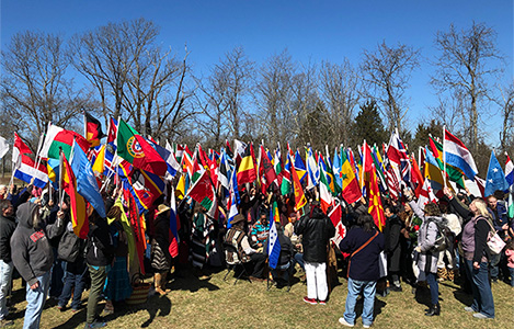Serpent Mound Peace Summit – Peebles, Ohio 2019