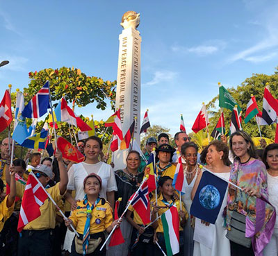 Mexico launches first May Peace Prevail On Earth Amigos de la Paz Peace Tourism Program Ixtapa-Zihuantanejo, Guerrero, Mexico