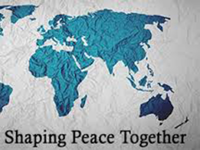 CELEBRATE THE INTERNATIONAL DAY OF PEACE 21 September 2020